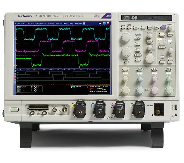 oscilloscope calibrations in san diego