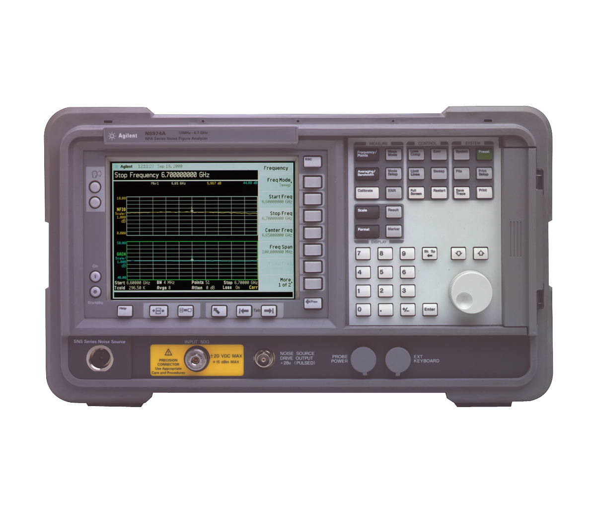 Noise Figure Meter Calibration